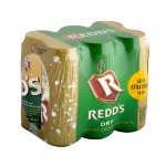 REDDS DRY - 500ML Can 6 Pack