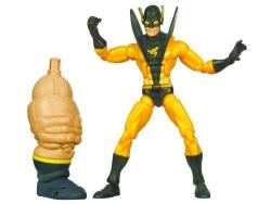 Hasbro Marvel Legends Series 17 Series 2 Action Figure Yellow Jacket Gold Variant