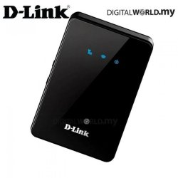 D-Link 4G LTE Mobile Router With LED Black