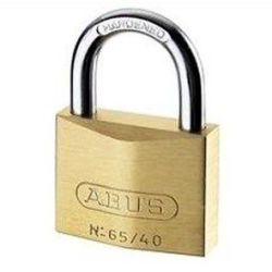 Abus Brass Padlock 40MM KA449