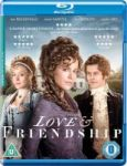 Artificial Eye Love & Friendship Blu-ray Disc