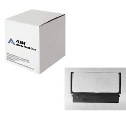 Aim Compatible Replacement For Westrex International S510 4000 Black P.o.s. Printer Ribbons 6 PK 49008-003 - Generic