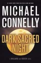 Dark Sacred Night Hardcover