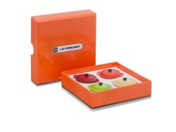 Le Creuset Magnets Set Of 4 Bright Collection