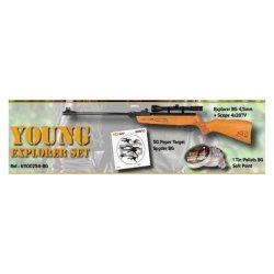 Gamo Air Rifle 4.5MM Young Explorer Set