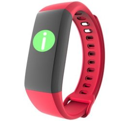 Bakeey HC969 Blood Pressure Heart Rate Monitor Sport Mode Fitness Tracker Bluetooth