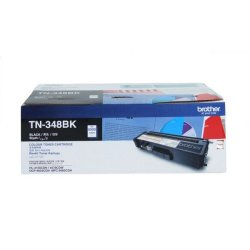 Brother TN348BK Black Toner Cartridge