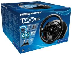 Thrustmaster Steering Wheel - T300RS - PS4 PS3 PC