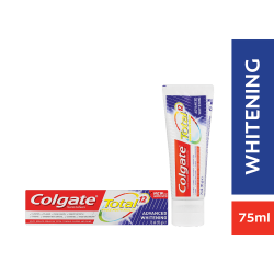 Colgate Toothpaste Total Advanced Whitening 75ML