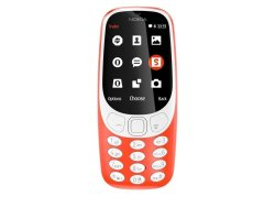 Nokia 3310 2017 16MB GSM - Warm Red