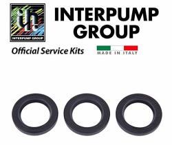 Interpump Oem General Pump Kit 23 Piston Rod Oil Seals For K23 KIT23 Gp Set Of 3