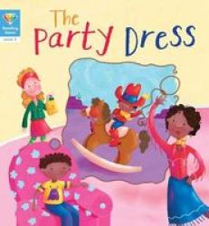 Reading Gems: The Party Dress Level 3 Paperback
