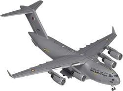 USA Geminijets Geminimacs Qatar Air Force C-17 1:400 Scale
