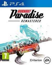 Sony Playstation Burnout Paradise: Remastered PS4
