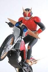 Masked Rider Kuuga & Trychaser 1 12 Scale Prepainted Polystone Resin Model