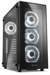 Sharkoon TG5 Window Atx Tower PC Gaming Case