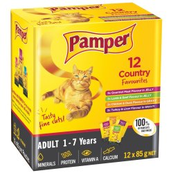 Pampers Country Favorites Multipack 12 Pack 85 G