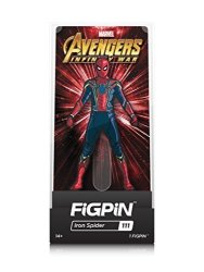 FiGPiN Marvel Avengers Infinity War: Iron Spider - Not Machine Specific