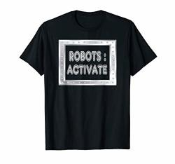 Robots Activate Bot Battle Wasteland
