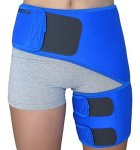 Hip Brace For Men And Women - Groin Support For Sciatica Pain Relief Thigh Hamstring Quadriceps Arthritis Si Joint Injuries Flex
