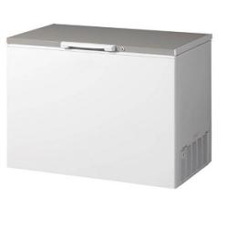 KIC 292l White Chest Freezer