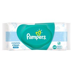 Pampers Baby Wipes 64'S