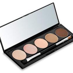 Jolie 5 Pan Eye Shadow Kit Palette - Bridal Trial