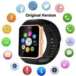 Bluetooth Smart Watch GT08 For Android iphone Smart Phones GT08-GOLDEN