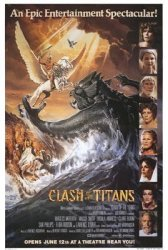 "POSTER STOP ONLINE Clash Of The Titans - Movie Poster Size: 27"" X 40"""