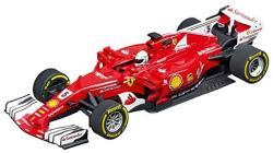 Carrera USA 20030842 Digital 132 Ferrari SF70H S.vettel NO.5 Slot Car Racing Vehicle Red