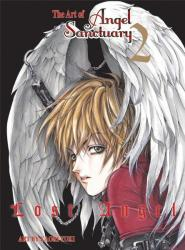 The Art of Angel Sanctuary 2 - Lost Angel Hardcover