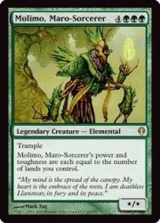 Magic The Gathering - Molimo Maro-sorcerer - Archenemy Singles