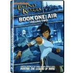 Legend Of Korra Vol. 2: Spirit Of Competition DVD