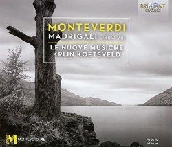 Naxos Of America, Inc. Claudio Monteverdi: Madrigals Book Viii