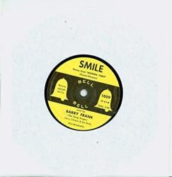 Scarce 78 Rpm Record: Smile If I Give My Heart To You - Barry Frank Bell Records 1954 Excellent To Mint 6 Out