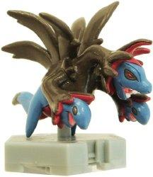 Japan VideoGames Takaratomy Pokemon Monster Collection Plus MP-13 Hydreigon sazandora Action Figure 2