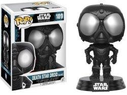 Star Wars: Rogue One - Black Death Star Droid Pop Vinyl Figure