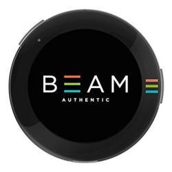 "Beam Authentic B1 1.4"" Smart Button - Black"