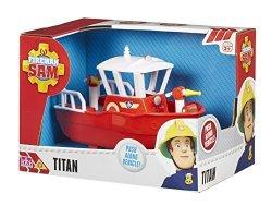 Toyland Fireman Sam Titan Vehicle