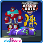 PlayDate Digital Inc. Transformers Rescue Bots: Need For Speed