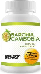 USA Pure Garcinia Cambogia Weight Loss Extract- 1 Month Supply