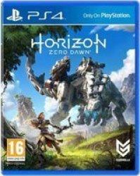 SIEE Horizon: Zero Dawn Eng fre esp arab Box Bundle Copy Playstation 4