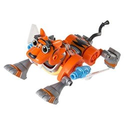 Rusty Rivets Tigerbot Building Set With Lights And Sounds For Ages 3 And Up