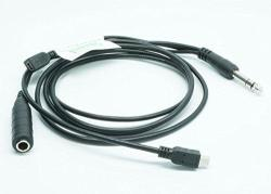 Aircraft Nflightcam Audio power Cable For Gopro Hero