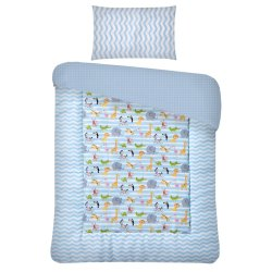 LITTLE ONE - Comforter Set Jungle