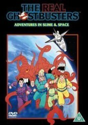 Real Ghostbusters: Best Of - Adventures In Slime And Space DVD