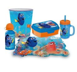 FINDING DORY Disney's Kiddies Lunch Set - Age 3 To 8 Years