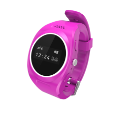 Protector Lockable - Gps Watch Pink-lockable