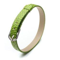 Serpentine 8MM Pu Leather Watch Band