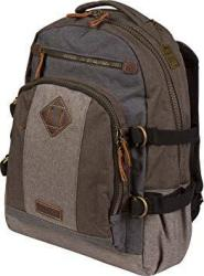 Troop London Urban Padded Backpack Fits Up To 16 Inch Laptop Size Large TRP0385